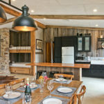Highfield Ranch & Farm House - Farm dinning